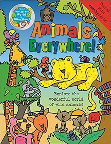 The Wonderful World of Simon Abbott: Animals Everywhere!