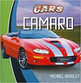 Camaro (Cars) - Dear Books Online Children's Book Store Philippines