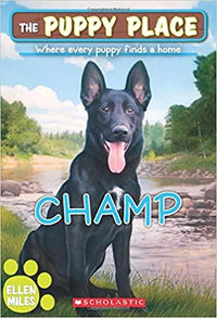 Champ (The Puppy Place #43) - Dear Books