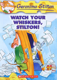 Watch Your Whiskers, Stilton! (Geronimo Stilton #17) - Dear Books Online Children's Book Store Philippines