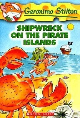 Shipwreck on the Pirate Islands (Geronimo Stilton #18) - Dear Books Online Children's Book Store Philippines