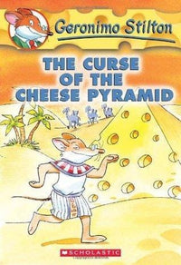 The Curse of the Cheese Pyramid (Geronimo Stilton #2) - Dear Books Online Children's Book Store