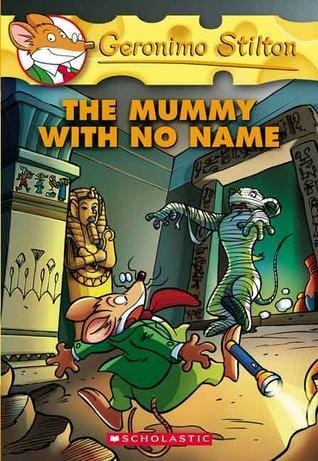 The Mummy with No Name (Geronimo Stilton #26) - Dear Books Online Children's Book Store Philippines