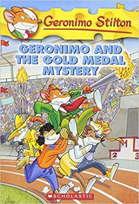 Geronimo and the Gold Medal Mystery (Geronimo Stilton #33) - Dear Books Online Children's Book Store Philippines