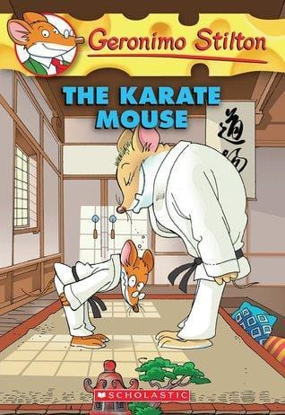 The Karate Mouse (Geronimo Stilton #40) - Dear Books Online Children's Book Store Philippines