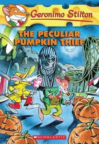 The Peculiar Pumpkin Thief (Geronimo Stilton #42) - Dear Books Online Children's Book Store