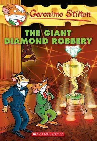 The Giant Diamond Robbery (Geronimo Stilton #44) - Dear Books Online Children's Book Store Philippines