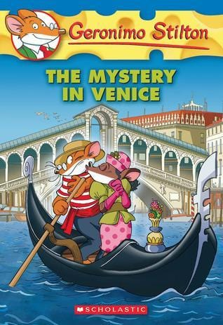 The Mystery in Venice (Geronimo Stilton #48) - Dear Books Online Children's Book Store Philippines