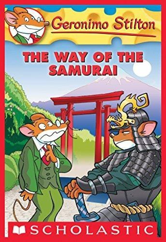 The Way of the Samurai (Geronimo Stilton #49) - Dear Books Online Children's Book Store