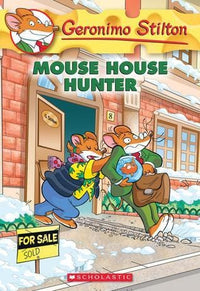 Mouse House Hunter (Geronimo Stilton #51) - Dear Books Online Children's Book Store Philippines