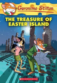 The Treasure Easter Island (Geronimo Stilton #60) - Dear Books Online Children's Book Store