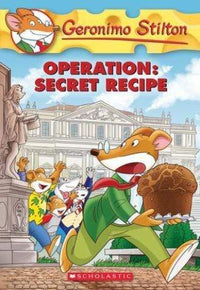 Operation: Secret Recipe (Geronimo Stilton #66) - Dear Books