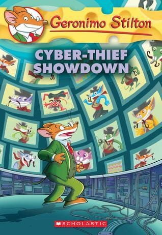 Cyber-thief Showdown (Geronimo Stilton #68) - Dear Books Online Children's Book Store