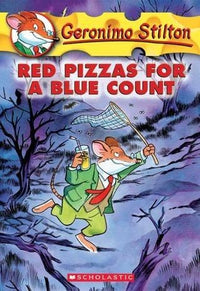 Red Pizzas for the Blue Count (Geronimo Stilton #7) - Dear Books Online Children's Book Store Philippines