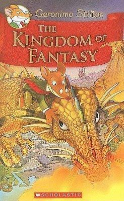The Kingdom of Fantasy (Geronimo Stilton: Kingdom of Fantasy #1) - Dear Books Online Children's Book Store Philippines