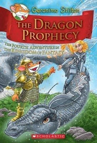 The Dragon Prophecy (Geronimo Stilton and the Kingdom of Fantasy #4) - Dear Books Online Children's Book Store Philippines