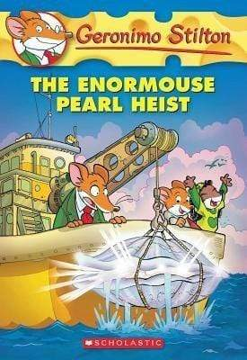The Enormouse Pearl Heist (Geronimo Stilton #51) - Dear Books Online Children's Book Store Philippines