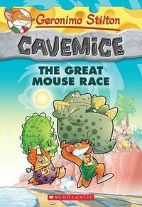 The Great Mouse Race (Geronimo Stilton: Cavemice #5) - Dear Books Online Children's Book Store