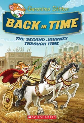 Back in Time (Geronimo Stilton: Journey Through Time #2) - Dear Books Online Children's Book Store Philippines