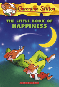 Little Book of Happiness (Geronimo Stilton Special Edition) - Dear Books Online Children's Book Store