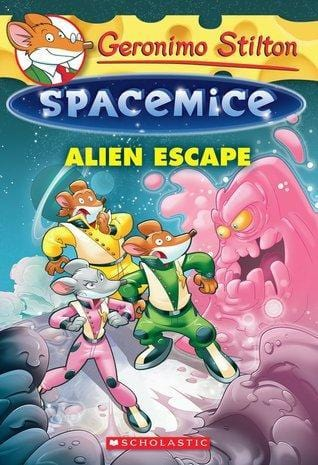 Alien Escape (Geronimo Stilton: Spacemice #1) - Dear Books Online Children's Book Store Philippines