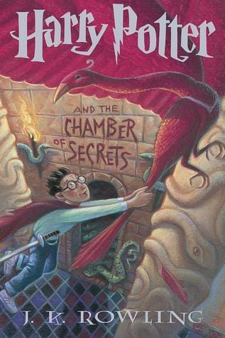Harry Potter and the Chamber of Secrets (Harry Potter #2) - Paperback