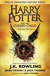 Harry Potter and the Cursed Child (Parts 1 & 2) - Hardbound - Dear Books Online Children's Book Store Philippines