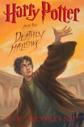 Harry Potter and the Deathly Hallows (Harry Potter #7) - Hardbound
