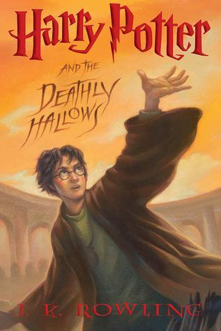 Harry Potter and the Deathly Hallows (Harry Potter #7) - Paperback