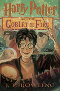 Harry Potter and the Goblet of Fire (Harry Potter #4) - Hardbound