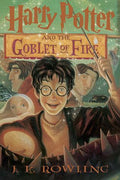 Harry Potter and the Goblet of Fire (Harry Potter #4) - Paperback