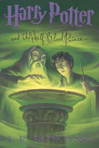 Harry Potter and the Half-blood Prince (Harry Potter #6) - Paperback
