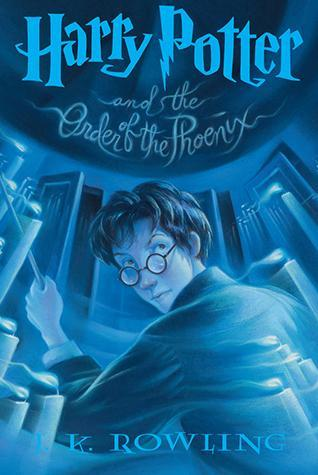 Harry Potter and the Order of the Phoenix (Harry Potter #5) - Hardbound