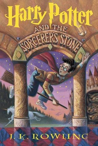 Harry Potter and the Sorcerer's Stone (Harry Potter #1) - Paperback
