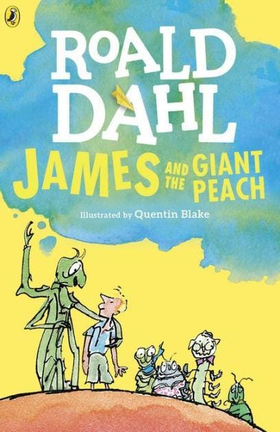 James and the Giant Peach - Dear Books Online Children's Book Store Philippines