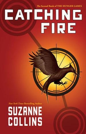 Catching Fire (The Hunger Games #2) - Paperback