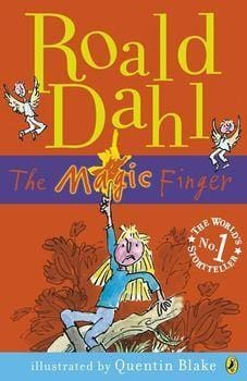 The Magic Finger - Dear Books Online Children's Book Store Philippines