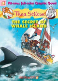 The Secret of Whale Island (Thea Stilton: Graphic Novel #1)