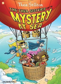 The Thea Sisters and the Mystery at Sea (Thea Stilton: Graphic Novel #6) - Dear Books Online Children's Book Store Philippines
