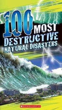 100 Most Destructive Natural Disasters Ever - Dear Books Online Children's Book Store Philippines