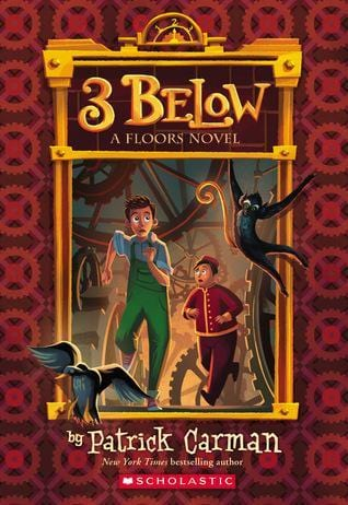 3 Below (Floors #2) - Dear Books Online Children's Book Store
