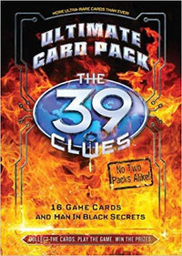 39 Clues Card Pack 4: for Books 9 & 10 - Dear Books Online Children's Book Store