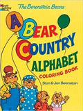 A Bear Country Alphabet Coloring Book (Berenstain Bears)