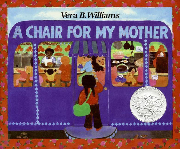 A Chair For My Mother - Dear Books Online Children's Book Store Philippines