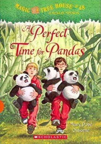 A Perfect Time for Pandas (Magic Tree House #48)