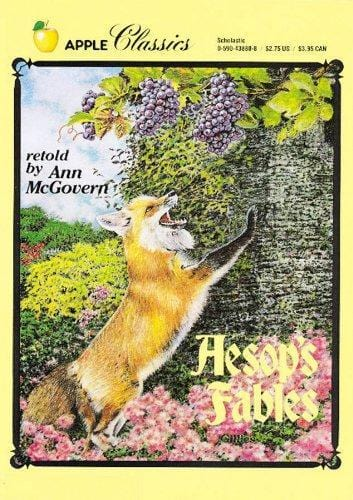 Aesop's Fables - Dear Books Online Children's Book Store Philippines