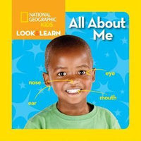 All About Me (National Geographics Kids) - Dear Books Online Children's Book Store