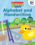 Alphabet and Handwriting (Scholastic Learning Express: K1)