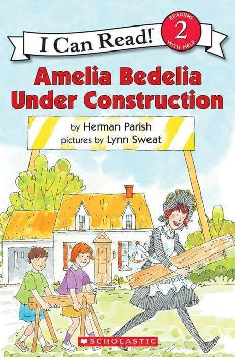 Amelia Bedelia Under Construction (I Can Read Level 2) - Dear Books Online Children's Book Store Philippines