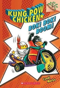 Bok! Bok! Boom! (Kung Pow Chicken #2) - Dear Books